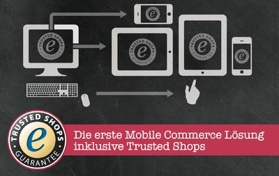 CouchCommerce mit Trusted Shops auf der NEOCOM 2013