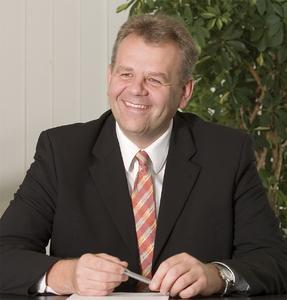 Hans Wimmer, Geschäftsführer B&R Konzernleitung, Eggelsberg
