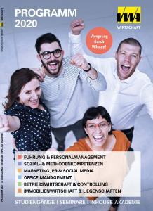 VWA Seminar- und Studienprogramm 2020