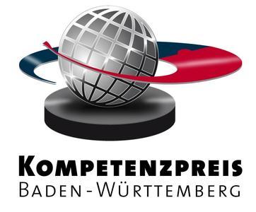 Logo Kompetenzpreis Baden-Württemberg