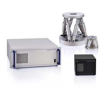 Präzise 6D-Bewegungssteuerung mit hochentwickelten Digitalcontrollern