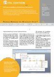 Flyer PM5 ITIL
