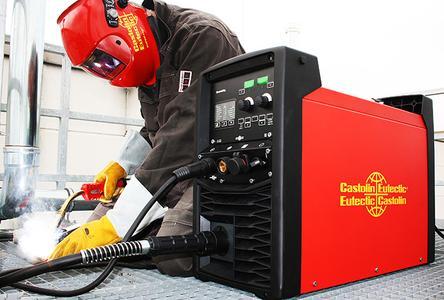 New CastoMIG welding equipment with integrated Castolin repair programs
