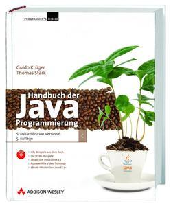 Handbuch der Java-Programmierung, ISBN 978-3-8273-2373-6, 1332 Seiten mit 1 DVD, € 49,95 [D]