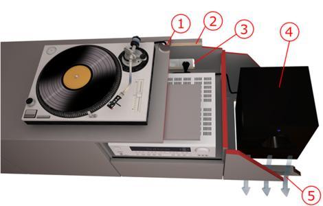 Sound Mit System Individuelle Audio Möbel Bei Meine Möbelmanufaktur
