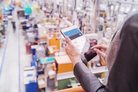 ZF, Microsoft und PwC Deutschland bauen gemeinsam eine Digital Manufacturing Platform auf / Foto: ZF