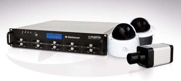 Smatrix HD cameras