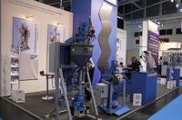 ViscoTec Messestand Automatica 2014