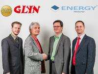 GLYN and Energy Micro sign distribution agreement