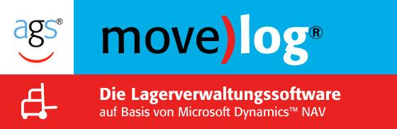 Lagerverwaltungssoftware/LVS move)log® für Dynamics™ NAV