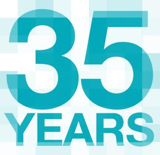 Full Service from Sensor to System – FRAMOS celebrates 35 Years of Imaging with a Vision