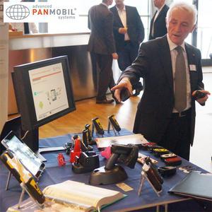 """PANMOBIL-Geschäftsführer Peter Schmidt freut sich, wie bereits 2013, auf dem RFID-Kongress 2014 """"endlich wieder die wirklichen MACHER von RFID-Technologien"""" zu treffen."""