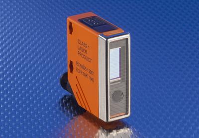 Optischer Sensor O5D – kompakt, punktgenau und einfach zu bedienen