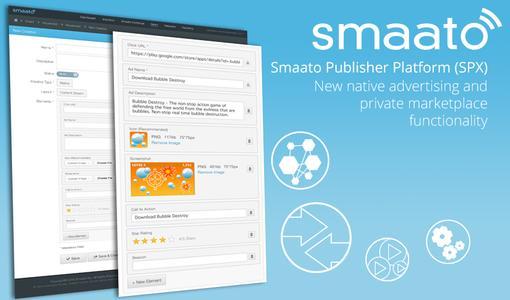 Smaato rüstet seine SPX Platform auf, um das Erstellen von Native Mobile Ads zu vereinfachen und Anzeigenerträge für Publisher zu maximieren