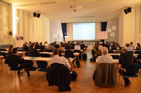 Thin Film Industry Forum 2013 / Foto: Stephan Baier, Solarpraxis