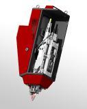 Bearbeitungskopf »LMD-W-20-L« zum drahtbasierten Laserauftragschweißen.