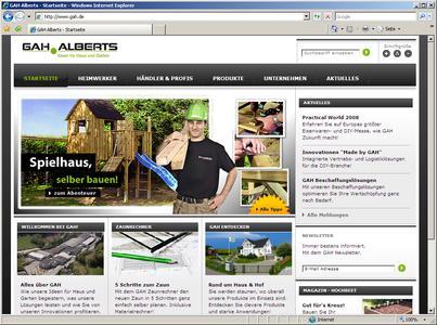Startseite www.gah.de