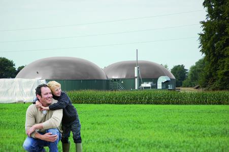 PlanET Biogasanlage