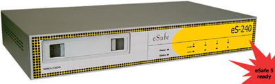 "SECUDOS und Aladdin starten ""Trade In"" Aktion mit der ""eSafe 5 ready"" SECUDOS Appliance eS-240"