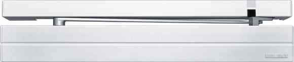 Der Close-Motion® Türschließer von ASSA ABLOY sorgt für sicheres Schließen und reduziert Schließgeräusche deutlich.