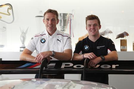 Nick Cassidy, BMW Motorsport Junior, Dirk Adorf