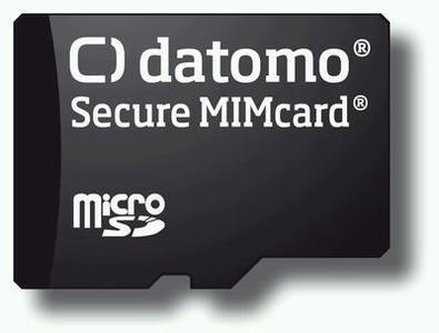 datomo Secure MIMCard