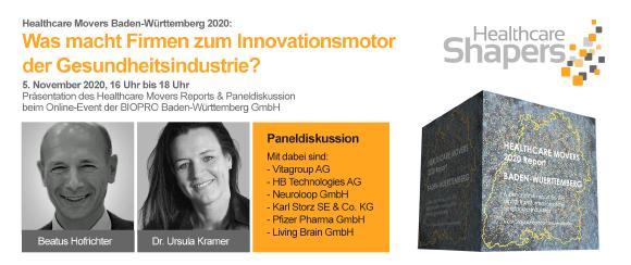Healthcare Movers in Baden-Württemberg: Was macht diese Firmen zum Innovationsmotor der Gesundheitsindustrie?