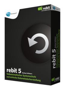 Unverschämt einfach: Rebit 5 erstellt automatisch Backups