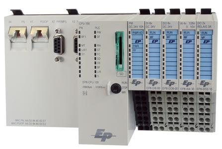 SIGNAMATIC EP800 mit Automatisierungsprozessor auf Speed7-Basis