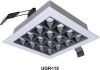 Neu im LEDAXO Programm: LED-Einbaustrahler ES-15