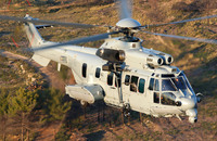 The French Defense Ministry Orders Five EC725 Helicopters from Eurocopter