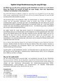 [PDF] Pressemitteilung: Update bringt Runderneuerung der easy.GO-App