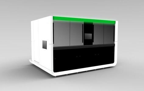 Wafer PreCleaning und Degluing-Anlage (Designstudie für die SNEC Shanghai)