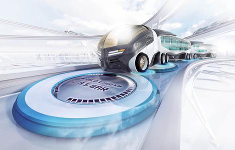 Trelleborg sees particular benefits on long-based and multi-trailer trucks where tire pressures could be optimized to road and load conditions