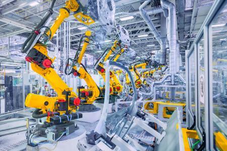 Unternehmen unterschiedlichen Branchen optimieren ihre Fabrikprozesse mit DUALIS-Software-Lösungen (c) Fotolia 101709371 XL