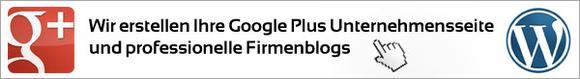 Google plus Firmenprofil erstellen