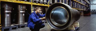 Zylinderlaufbuchsen für Großmotoren