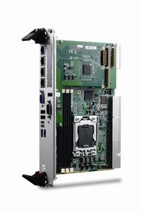 ADLINK Launches State-of-the-art cPCI Blade with Eight-Core Intel® Xeon® Processor E5-2448L