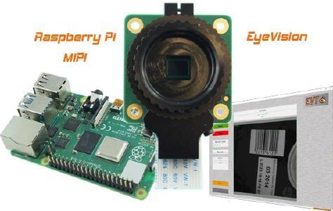 EVT MIPI Embedded Vision Solution KIT EVST The One Stop Vision Solution
