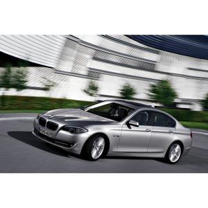 Euro NCAP crash test: 5 stars for the new BMW 5 Series