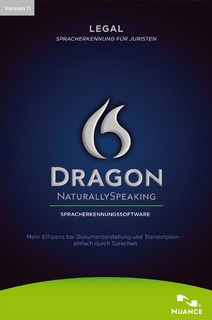 Dragon NaturallySpeaking 11 Legal