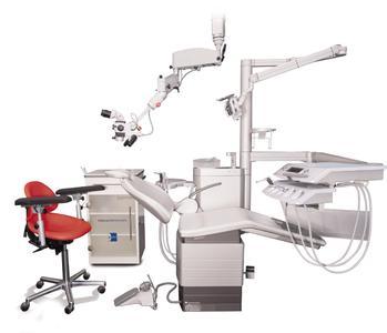 der ergonomische zahn rztliche behandlungsplatz in der endodontie ergodesign jadent. Black Bedroom Furniture Sets. Home Design Ideas