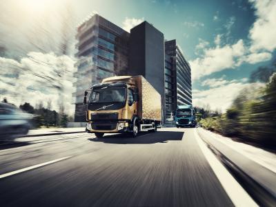 Volvo FL - der wendige Lkw für die Zulieferung