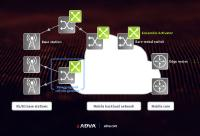 Der Ensemble Activator von ADVA verwandelt Bare-Metal-Switches in leistungsstarke Layer 3-Netzelemente (Graphic: Business Wire)