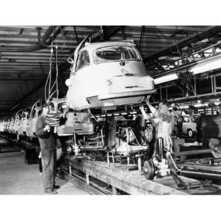 Production BMW Isetta