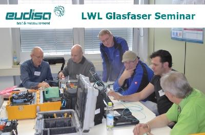 LWL Workshop- / Glasfaser- Installations- und Messtechnik
