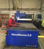 Agriweld Ltd. Driffield in England profited right from Day 1 from the advantages of the MetalMaster 2.0 from Messer Cutting Systems GmbH. It gives full performance occupying only about 30 square metres, processing plates up to 3,0 x 1,5 m with plasma  or, optionally, oxyfuel technology
