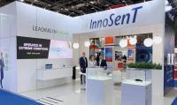 Messestand InnoSenT IFSEC 2019