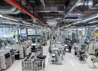 Die Electronics-Abteilung des Life-Science-Konzerns Sartorius arbeitet auch als EMS-Provider für externe Kunden. 2020 verließen rund 710000 Baugruppen die Fertigung / Bildquelle: Sartorius Electronics