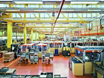 Der diesjährige Dematic-Kundentag findet bei der Julius Blum GmbH statt, einem der Weltmarktführer im Bereich der Beschlaglösungen.